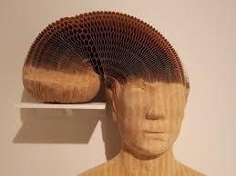 Resultado de imagen de li hongbo esculturas de papel