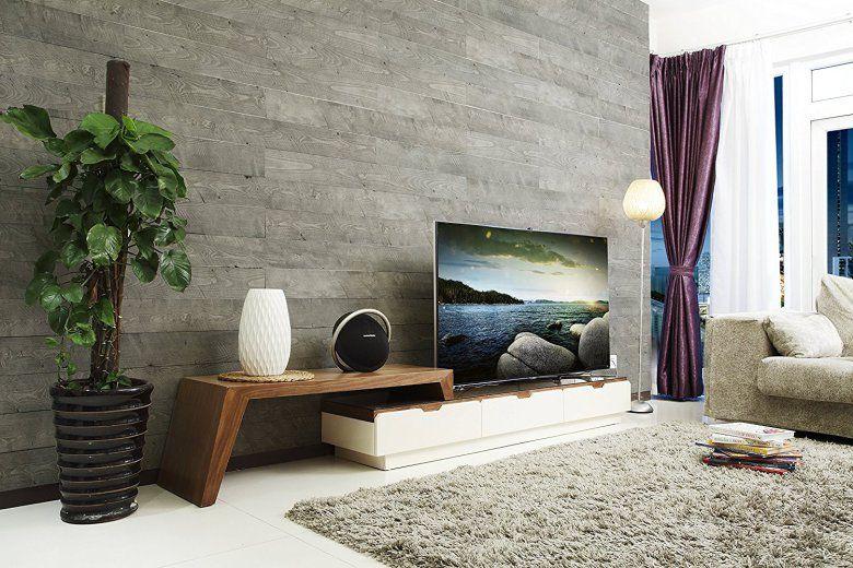 4 Woodywalls Self Adhesive Wood Wall Panels 19 5 Sq Ft Per Box Natural Gray