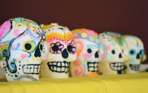 Image result for sugar skulls candy