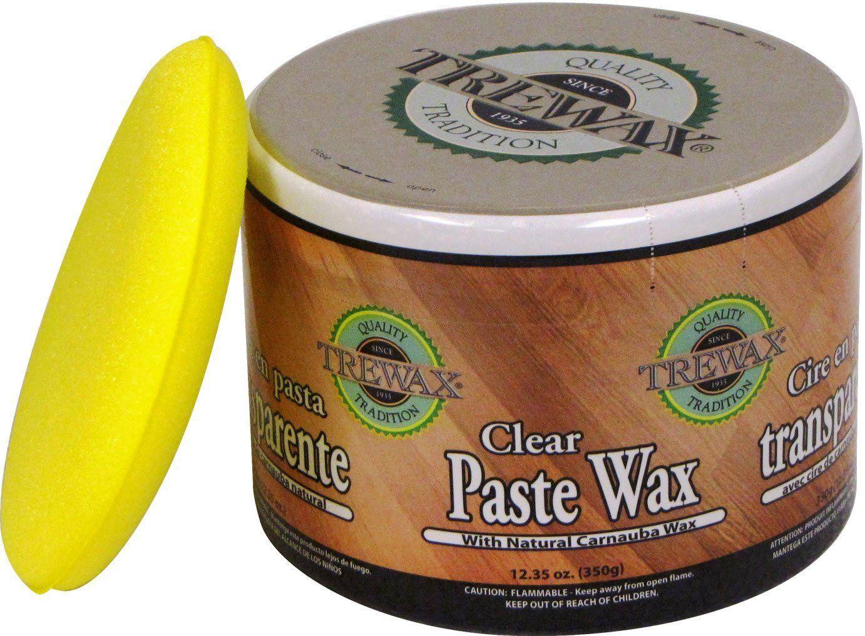 Trewax Paste Wax Contains Brazilian Carnauba The World S