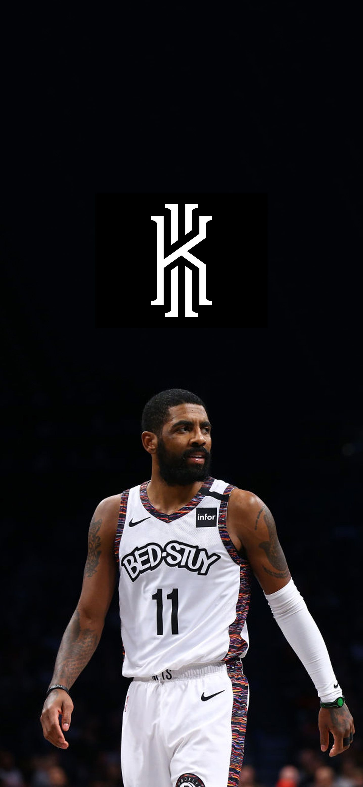 Kyrie Irving Wallpaper Irving Wallpapers Kyrie Irving Logo Wallpaper Irving Nba