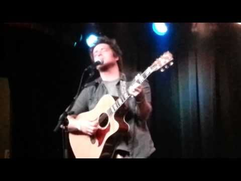 Lee Dewyze soundcheck Lullaby Denver, CO 11/14/12