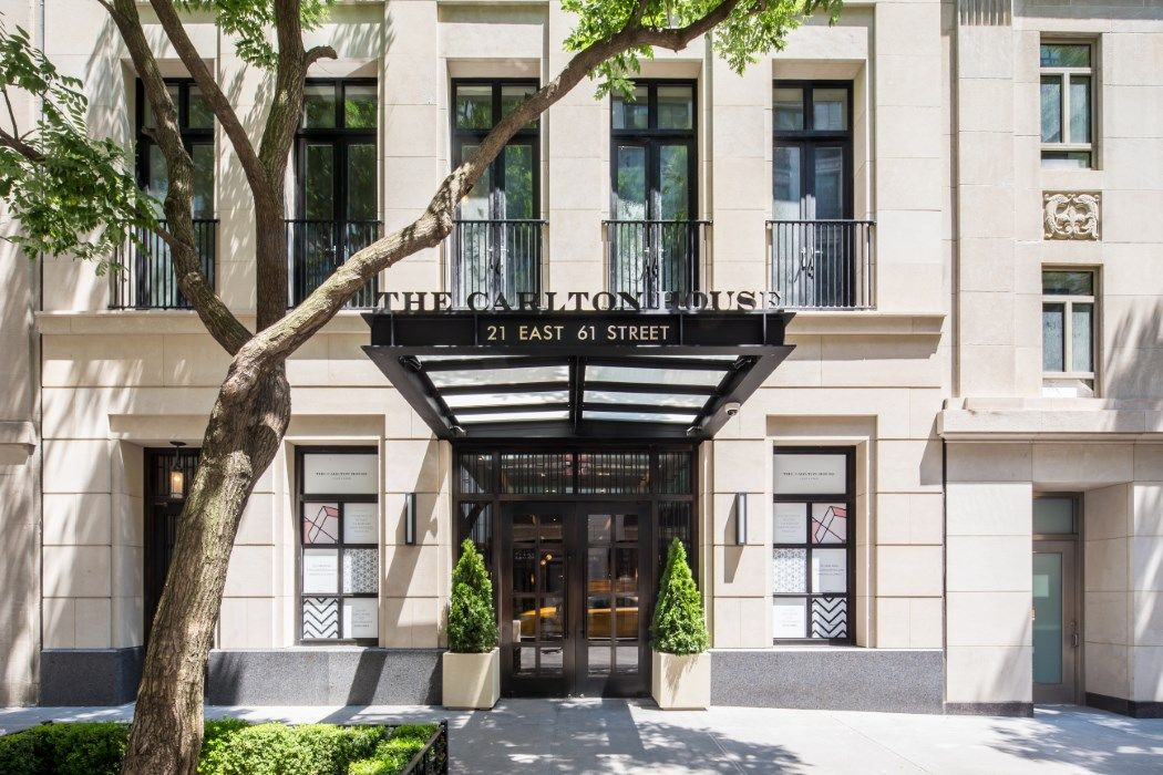The Carlton Mansion 19 East 61st Street New York Ny 10065 New York Sotheby Realty Estate Homes