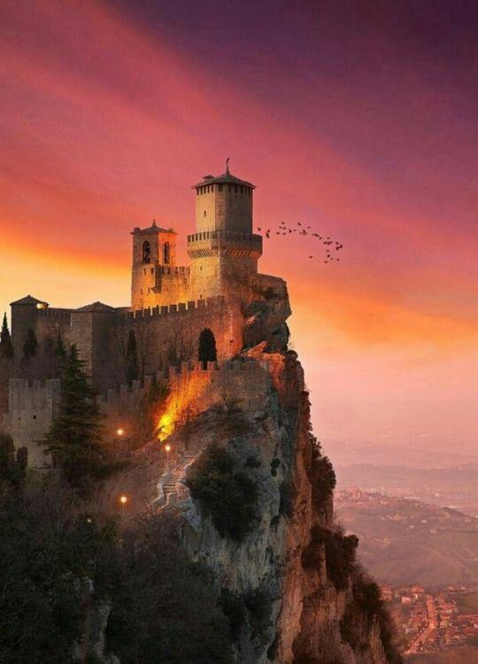Guaita, San Marino, Italy - By Ilhan Eroglu