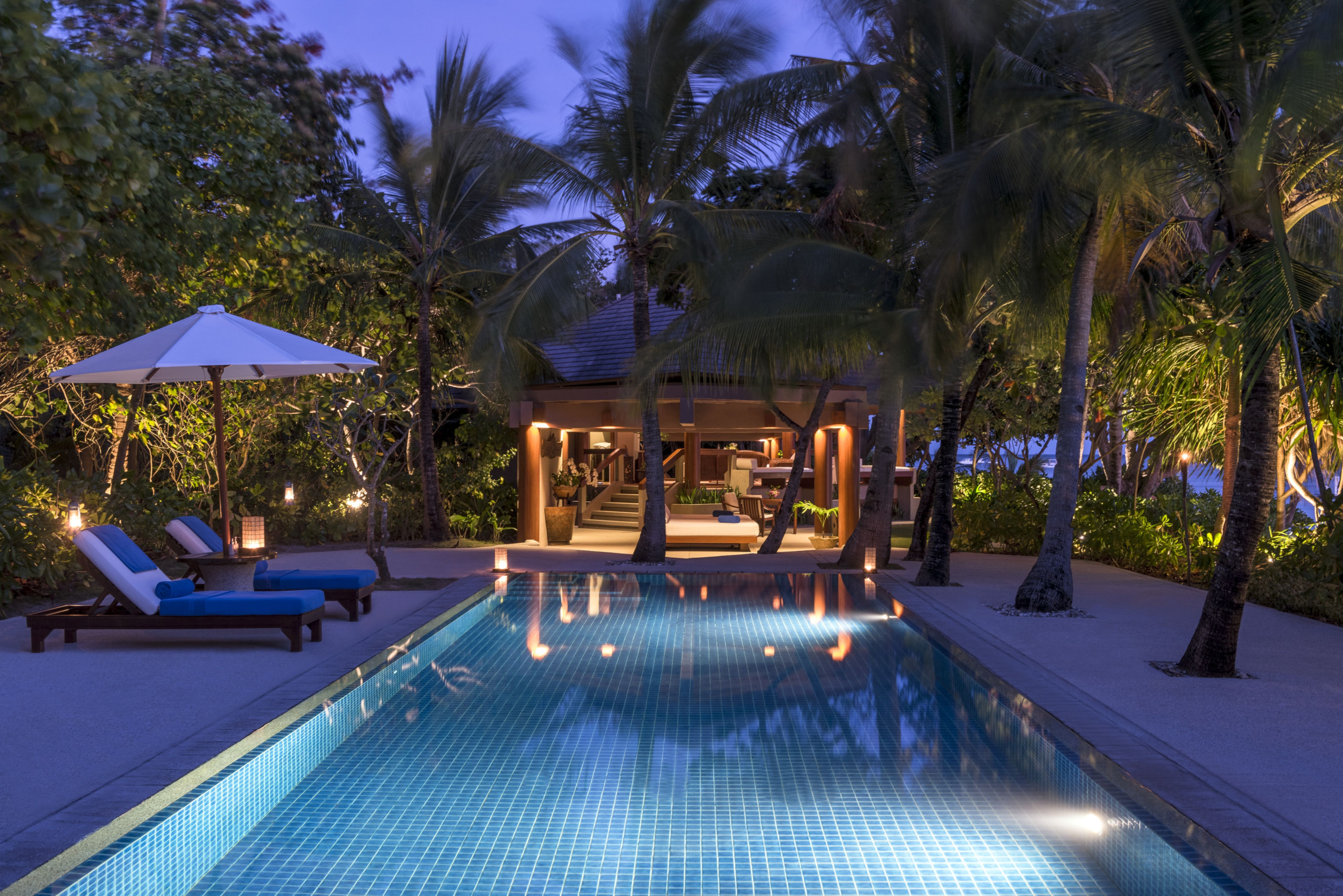Amanpulo Gallery  Luxury Resort In The Philippines  Aman