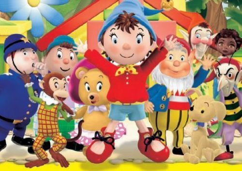 Noddy I Think I Called Him Naughty When I Was Little I Used To Have A Noddy Computer Game Childhood Tv Shows Childhood Memories 2000 Old Kids Shows