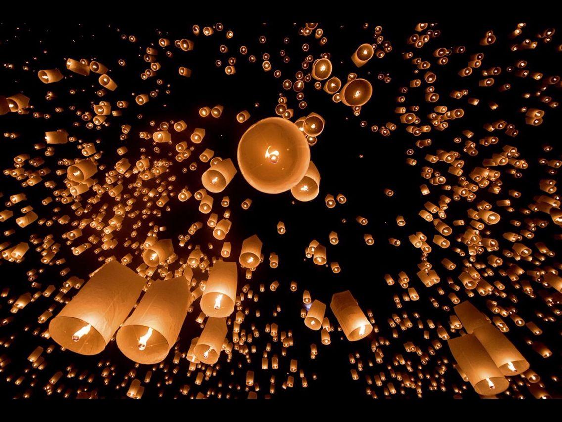 Send light ..,