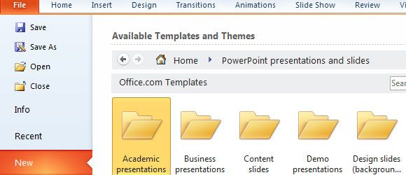 Access hundreds of free ppt templates in ms powerpoint 2010 access hundreds of free ppt templates in ms powerpoint 2010 powerpoint ppt presentation toneelgroepblik Choice Image