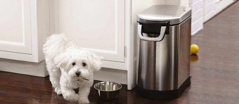Pin By Lda On Lda Housewares Pet Food Storage Pet Food