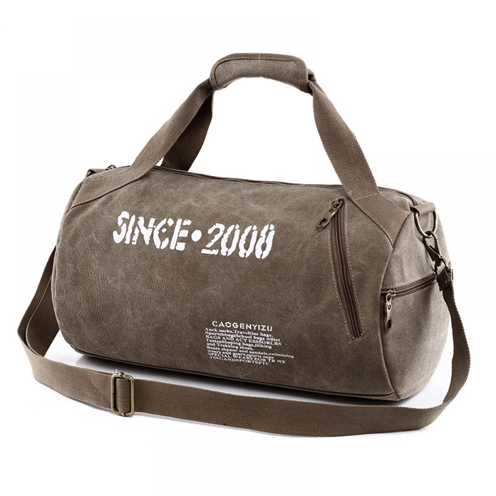 Sport Outdoor Durable Canvas Bags  Price: $ 32.67 NZD & FREE Shipping  #fitness #body #activity #bod...