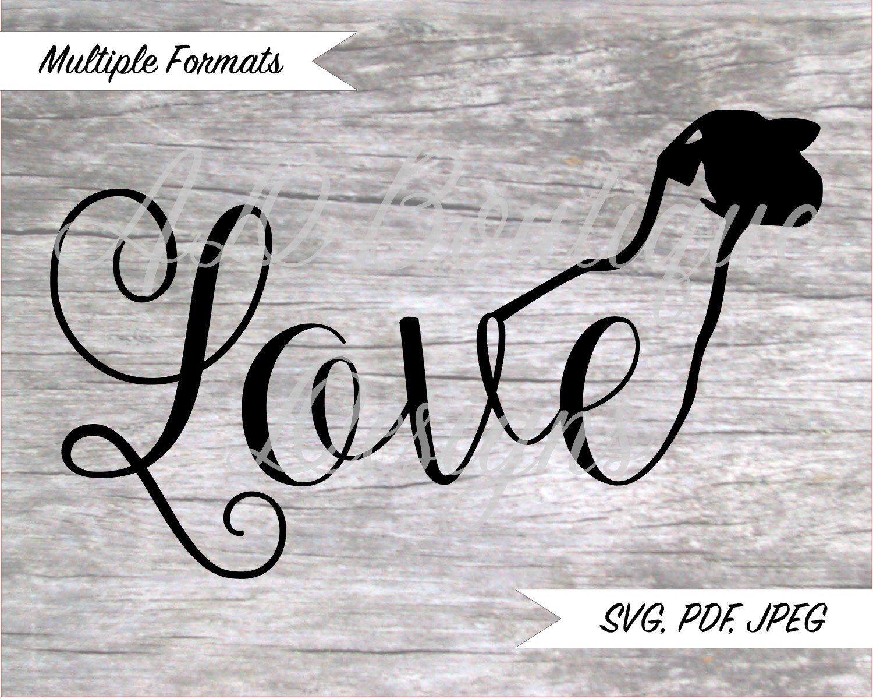Download Love Sheep SVG Design   Sheep silhouette, Sheep ...