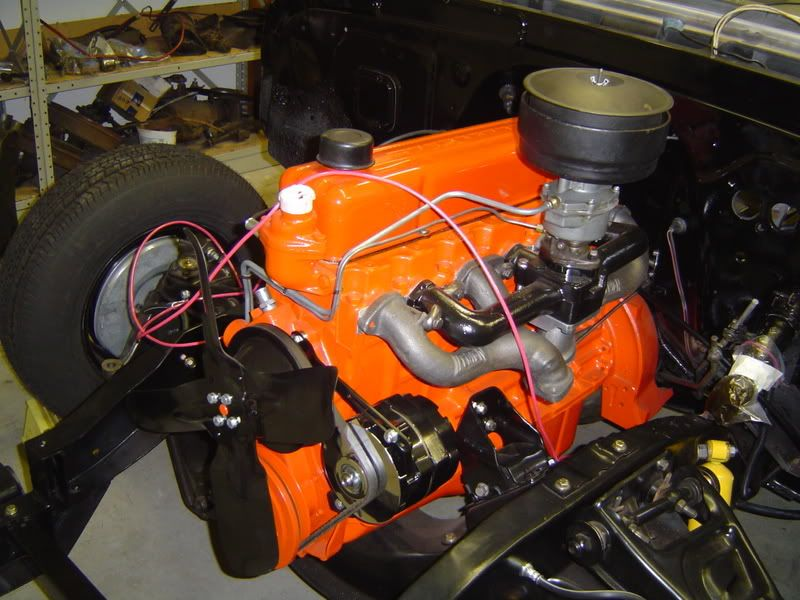 Chevy 6 Cylinder Engine Diagram