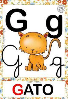 Alfabeto Ilustrado Com 4 Letras Danieducar Escola Letras Do