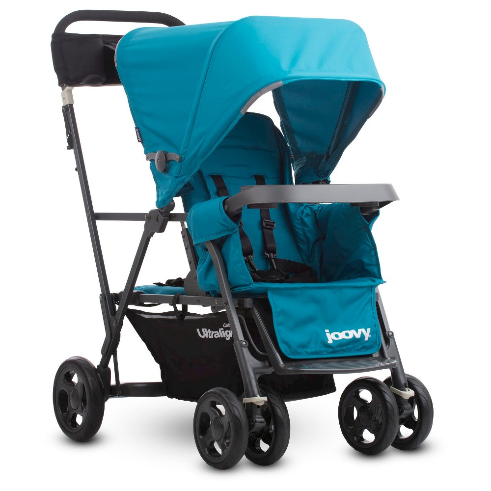 Joovy Caboose Ultralight Graphite Stroller Black