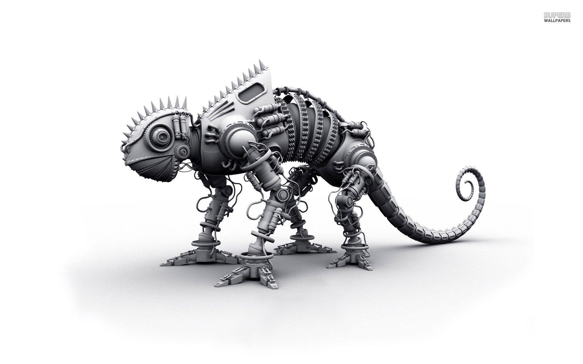 Robot de animales buscar con google robots robot - Robot wallpaper 3d ...