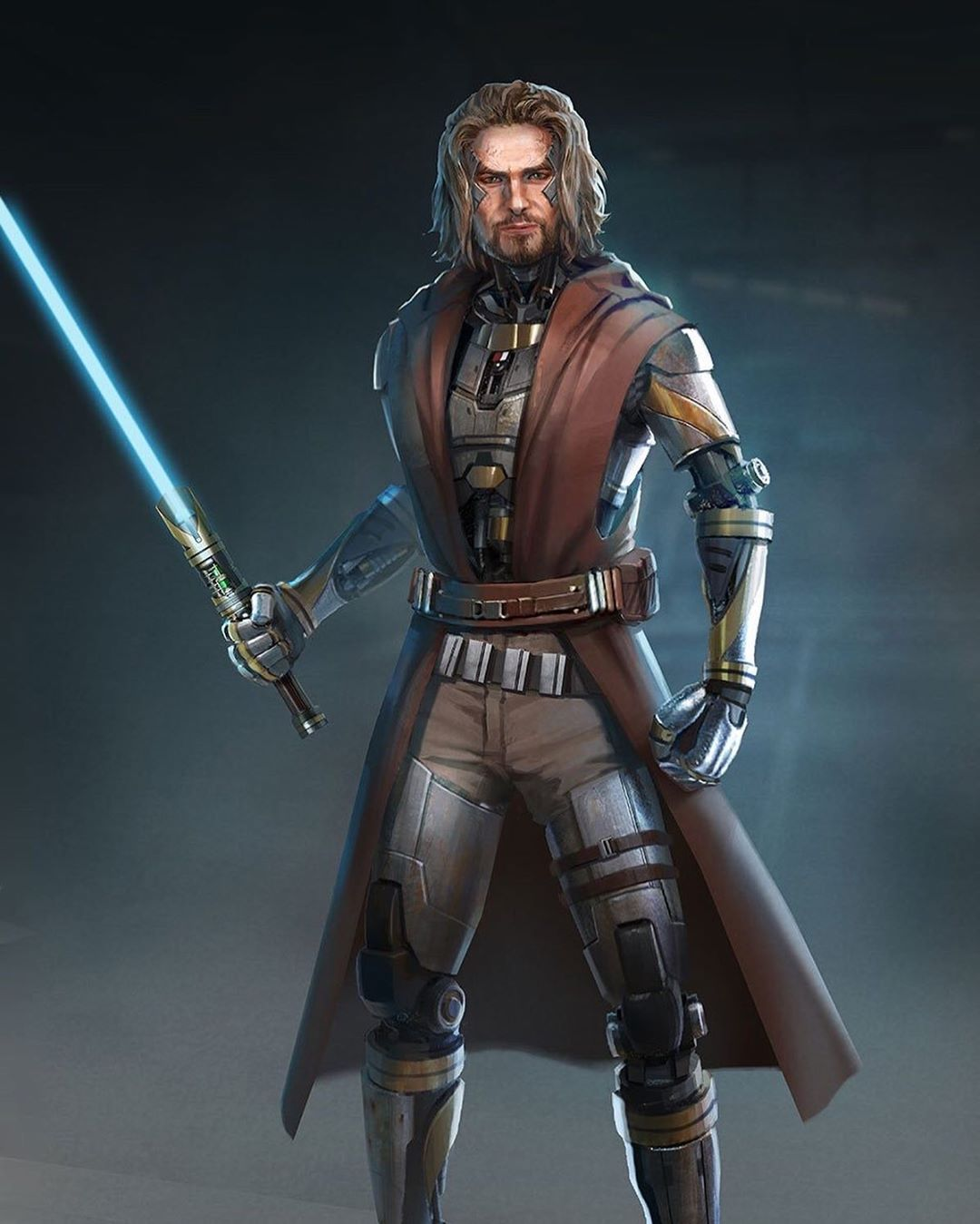 Arn Peralun Padawan Of Tau Idair Will Have A Role In The Upcoming 6 0 Update In September Star Wars Characters Pictures Star Wars Characters Star Wars Jedi