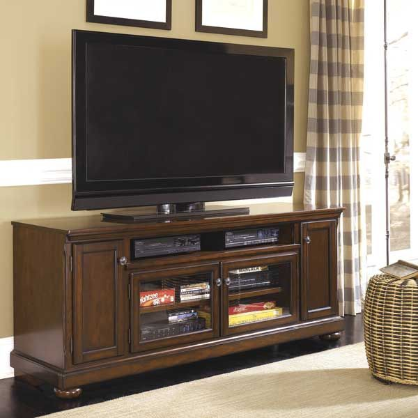 Porter 72-Inch TV Stand W697-58 Home Pinterest TVs, Large tv