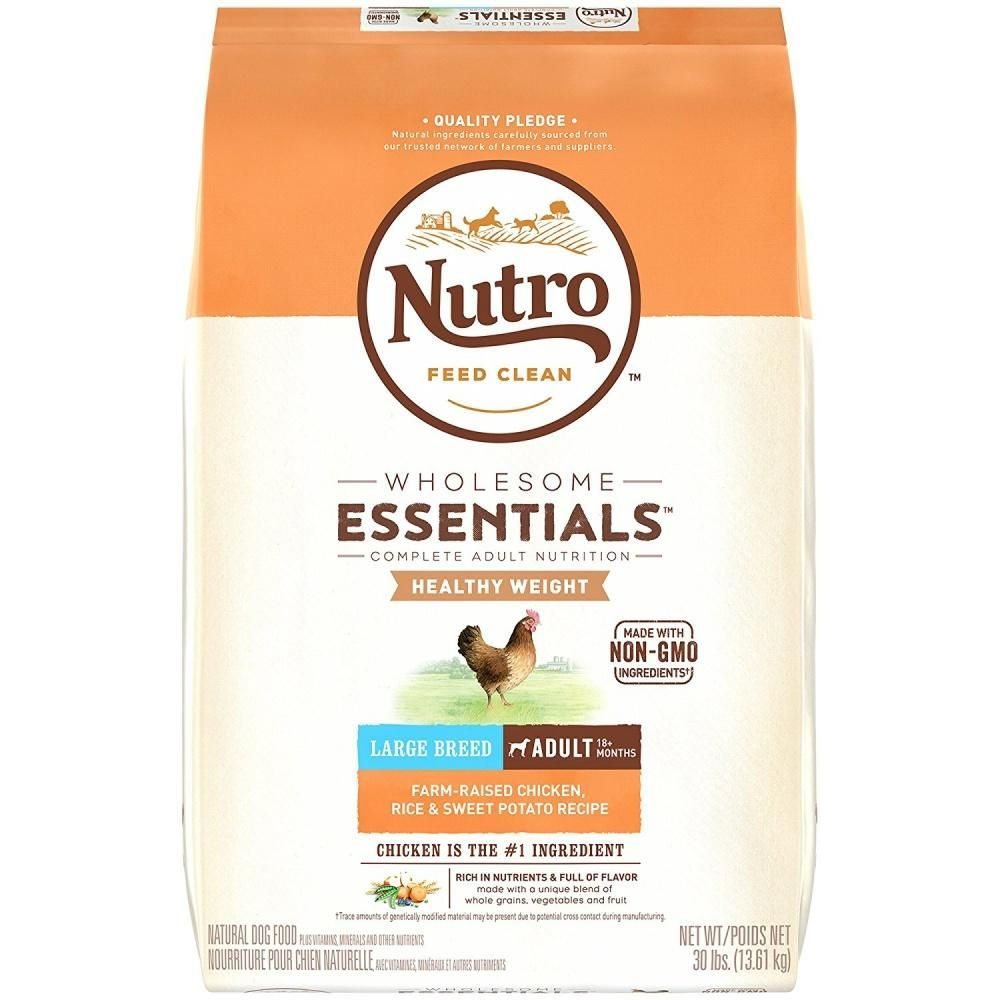 Nutro Wholesome Essentials Healthy Weight Large Breed Adult Farm