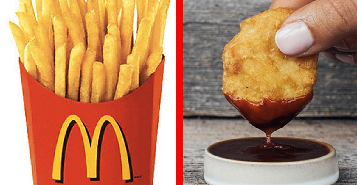 Can we guess your age location based on your fast food