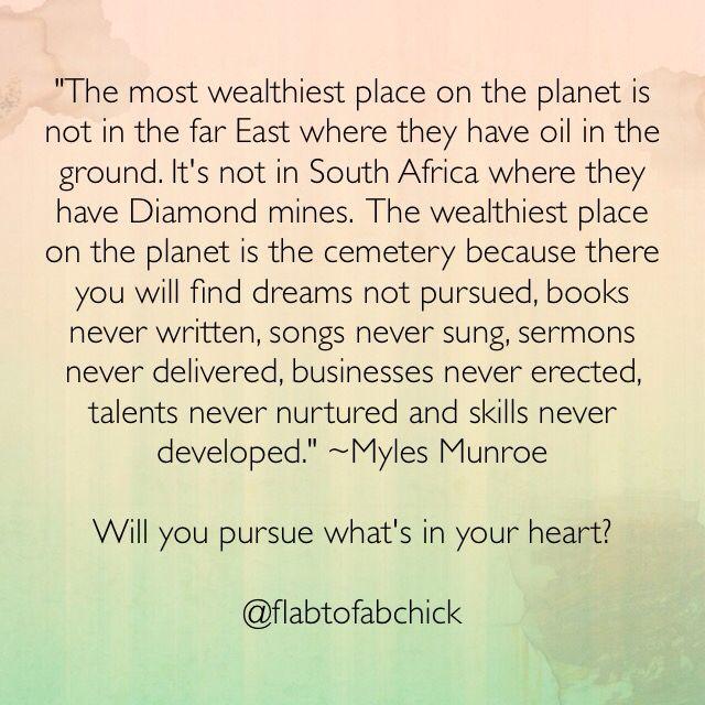 Myles munroe written sermons