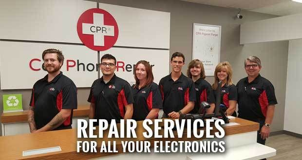 CPR Cell Phone Repair Store Opens in Pigeon Forge | Things