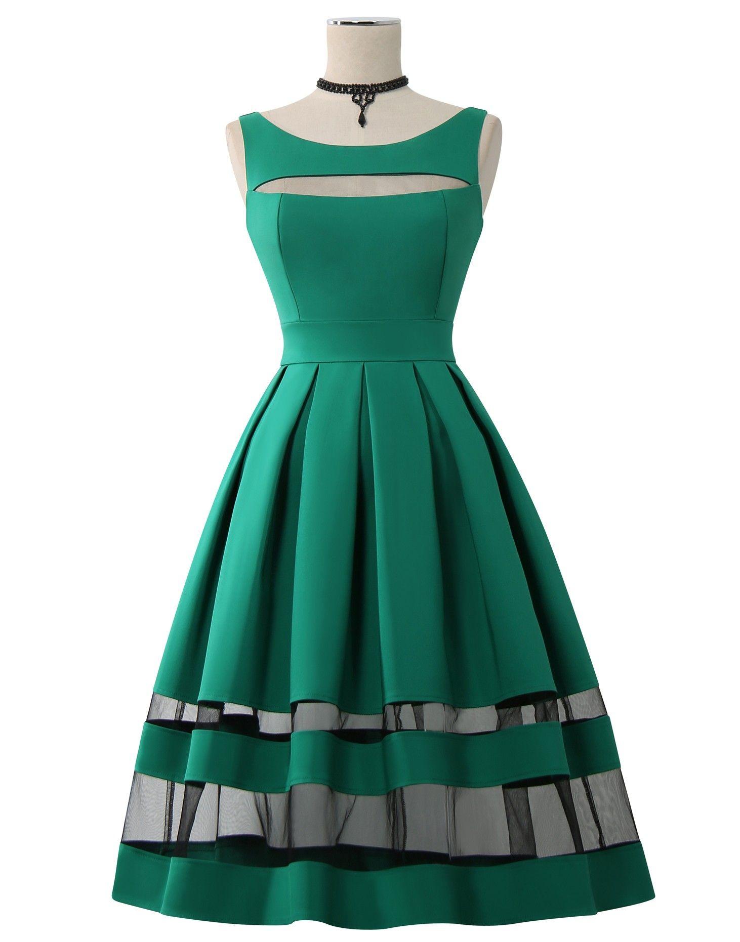 Pin by Shannon Sescoe on Green Envy ☘☘☘ | Pinterest | Panel dress ...