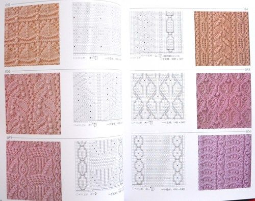 Knitting Pattern Book 250 By Hitomi Shida Japanese Craft Book