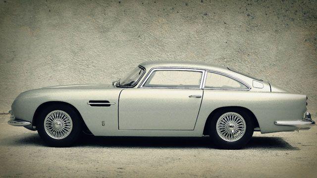 James Bond Autos