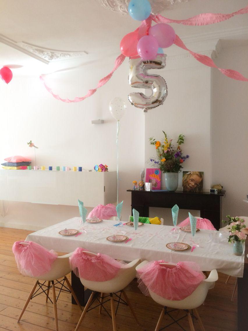 Verwonderend Prinsessenfeest, 5 jaar   Kinderfeestje, Prinsessenfeest EM-48