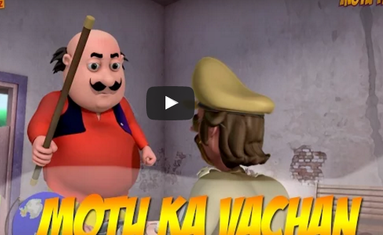 Motu Patlu Hindi Episode Motu Ka Vachan free Download