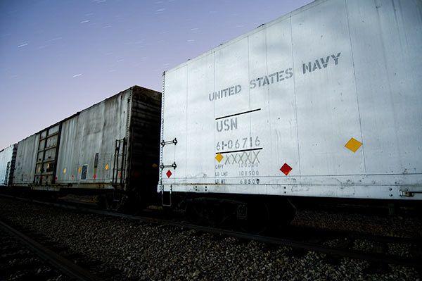 U S  Navy boxcar | Model Railroad Prototypes | Scale models