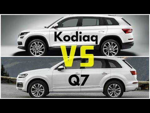 new skoda kodiaq review could the big suv be best in. Black Bedroom Furniture Sets. Home Design Ideas