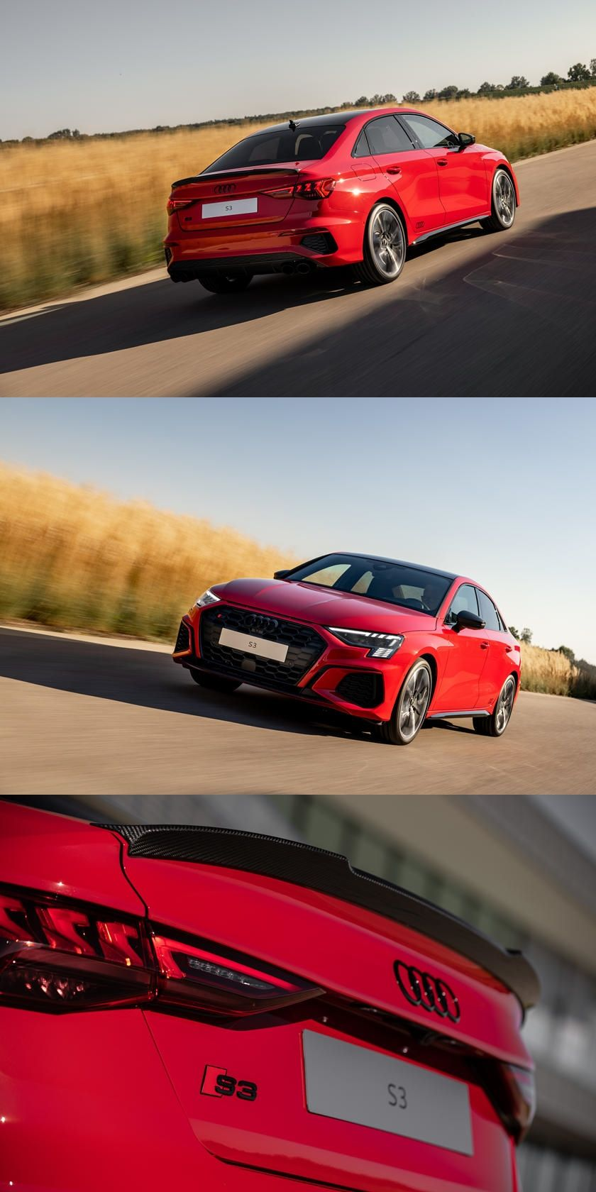 2022 Audi S3 Coming Next Year With Over 300 Horsepower
