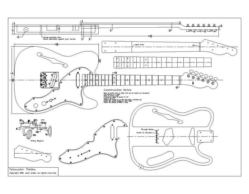 Routing template for tele body and neck telecaster guitar forum routing template for tele body and neck telecaster guitar forum maxwellsz