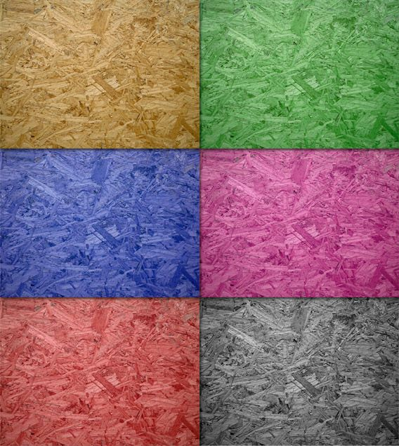 Today We Give Away An OSB Texture With 6 Color Options