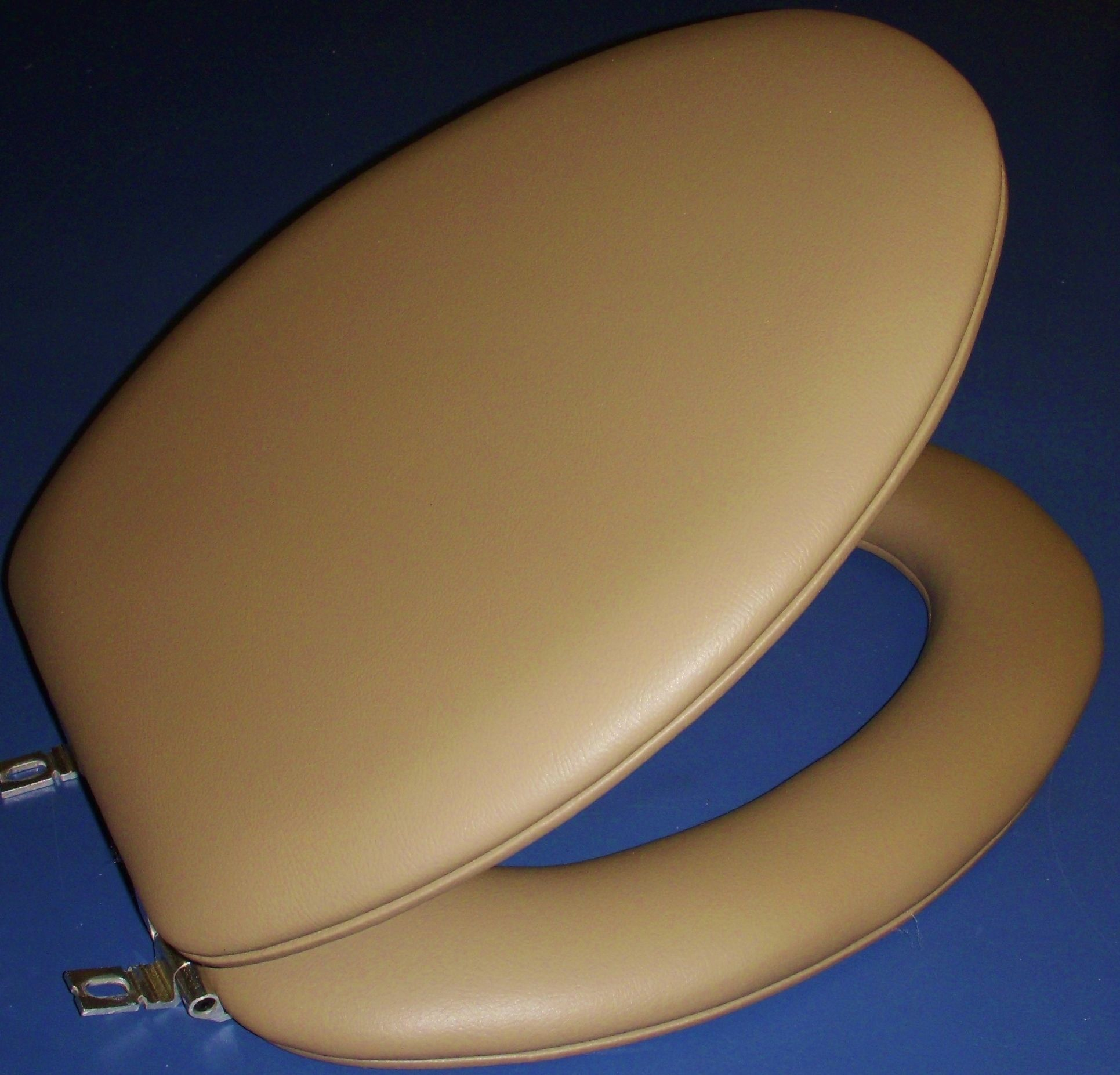 padded toilet seat elongated. Stone Padded Toilet Seat by Cloud Soft Seats We have a great taupe color again