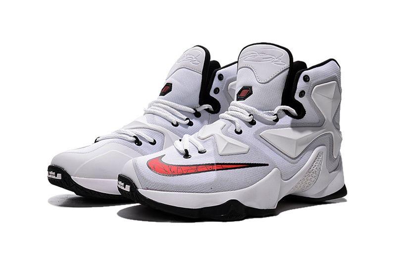 Buy Online Nike Lebron 13 Women Custom White Black from Reliable Online  Nike Lebron 13 Women Custom White Black suppliers.Find Quality Online Nike  Lebron 13 ...