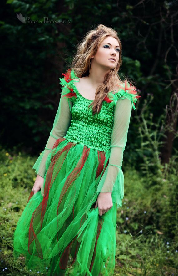 New Adult Fairy Dress Plus Size Christmas By Sugarsweetfairies