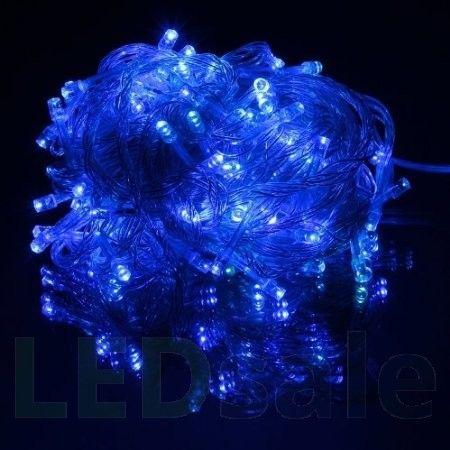 10 Meter LED Jouluvalot - Sininen