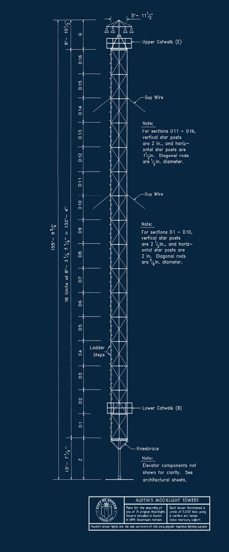 Austin texas is the only city in the world with moonlight towers austin texas is the only city in the world with moonlight towers their intricate blueprints are now available as stunning pieces of art malvernweather Choice Image