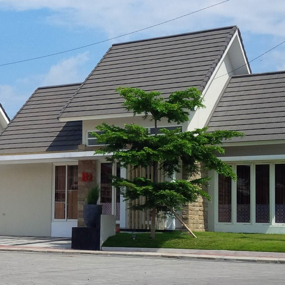 Rumah Idaman Sederhana Di Desa Keren Terbaru Desain Rumah