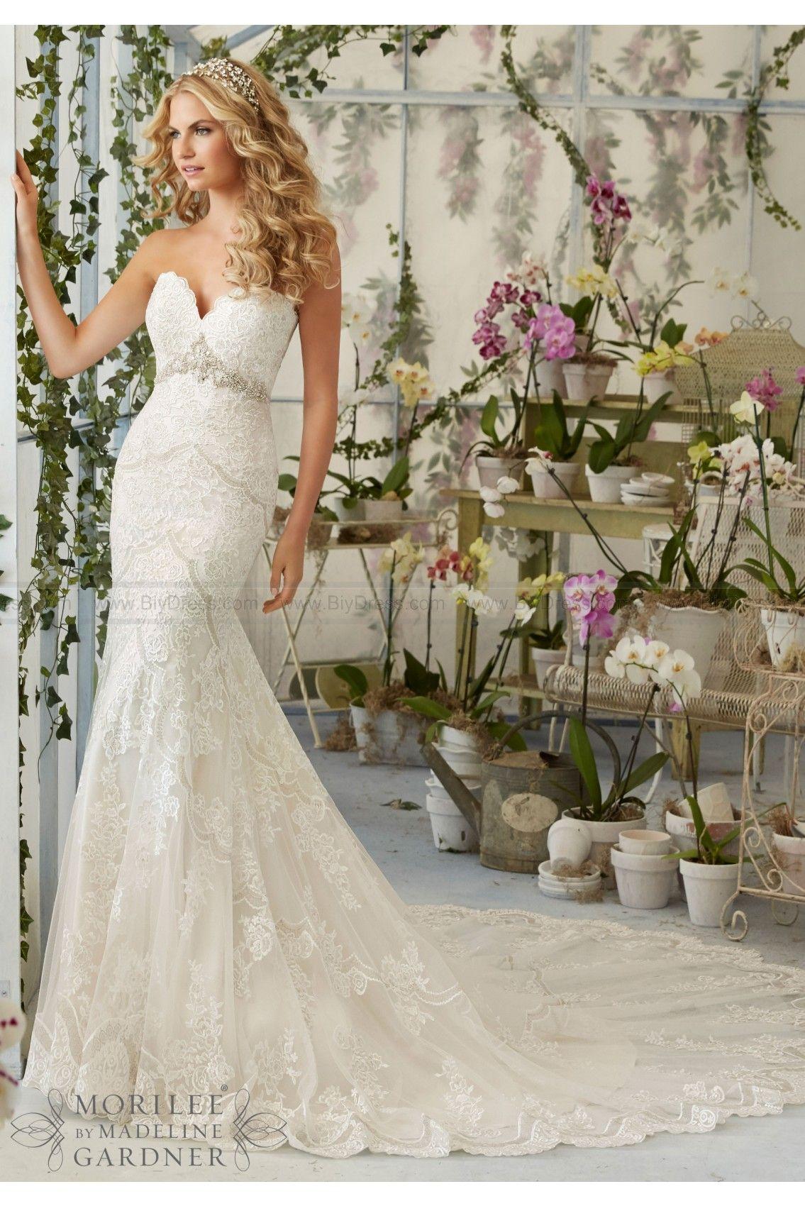 Mori Lee Wedding Dresses Style 2825
