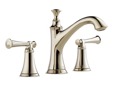 Two Handle Widespread Lavatory Faucet - Less Handles : 65305LF ...