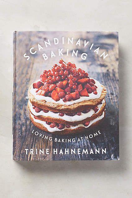 Scandinavian Baking Baking Book Food Baking