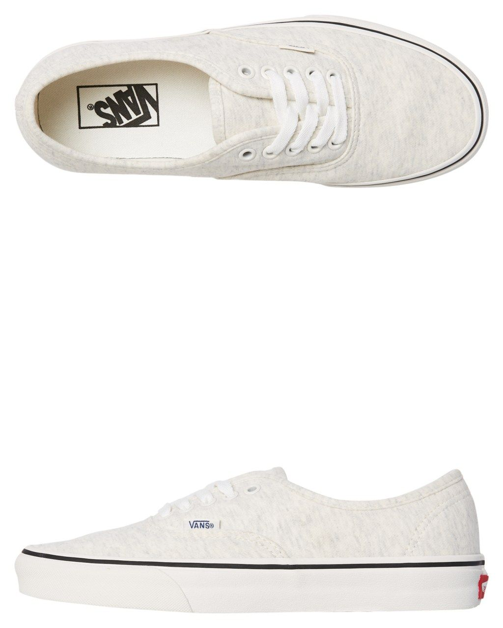 Size White Shoe Vans Authentic Snow Sneakers Womens trCshxBQd