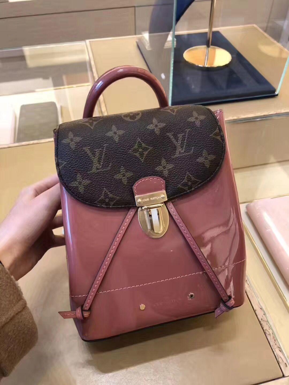 f0a591d52212 Louis Vuitton Vernis Hot Springs Mini Backpack M53545 Rose  louis  vuitton   monogram  backpack  m53545  lv backpack  lv m53545  backpack  lv backpack    ...