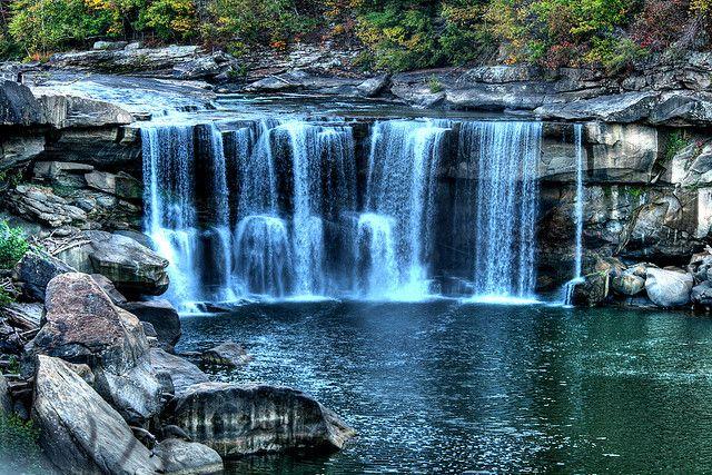 Cumberland Falls HDR | Flickr - Photo Sharing!