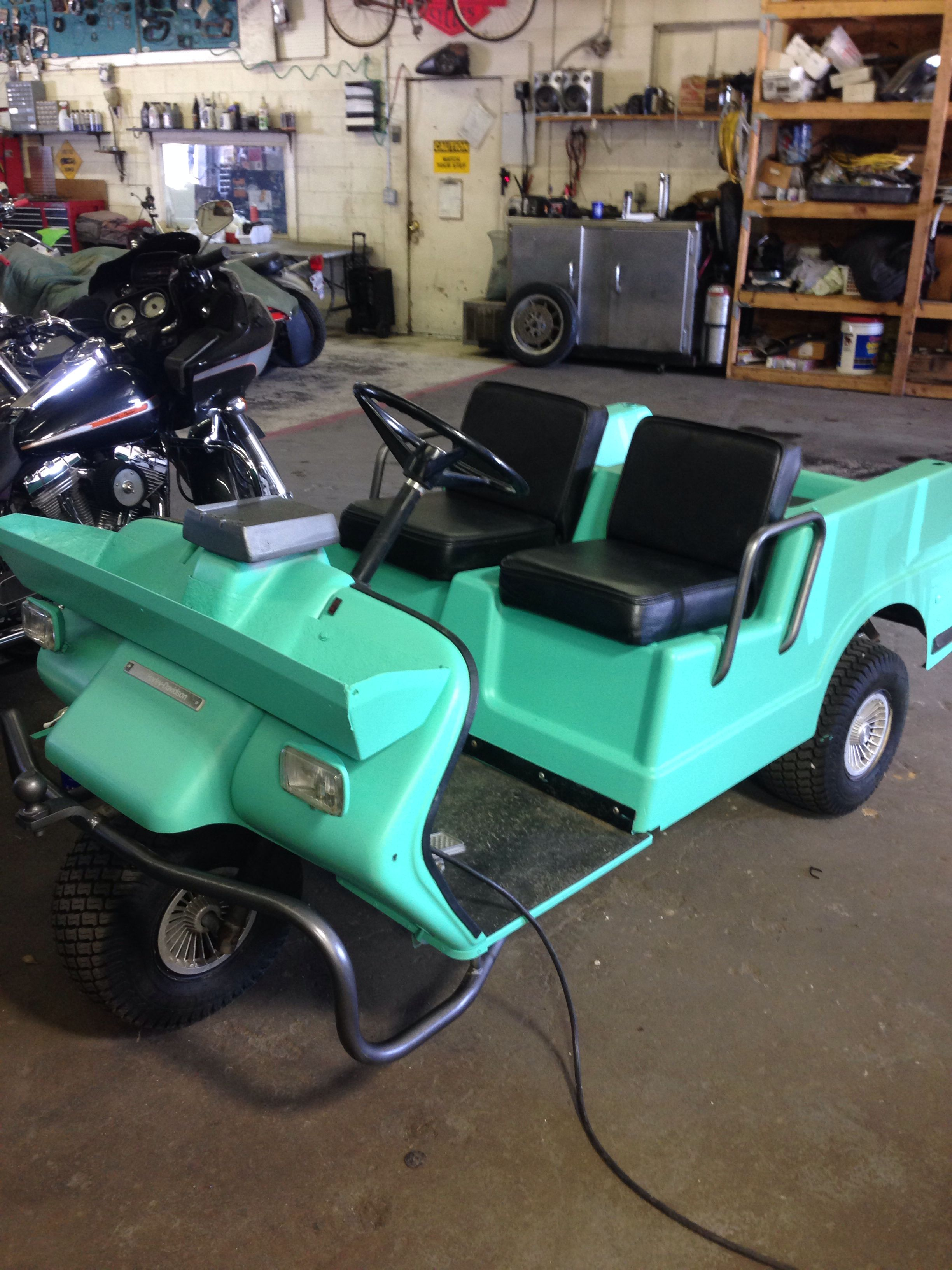 amf harley davidson golf cart wiring diagram viper 5305v seat covers velcromag