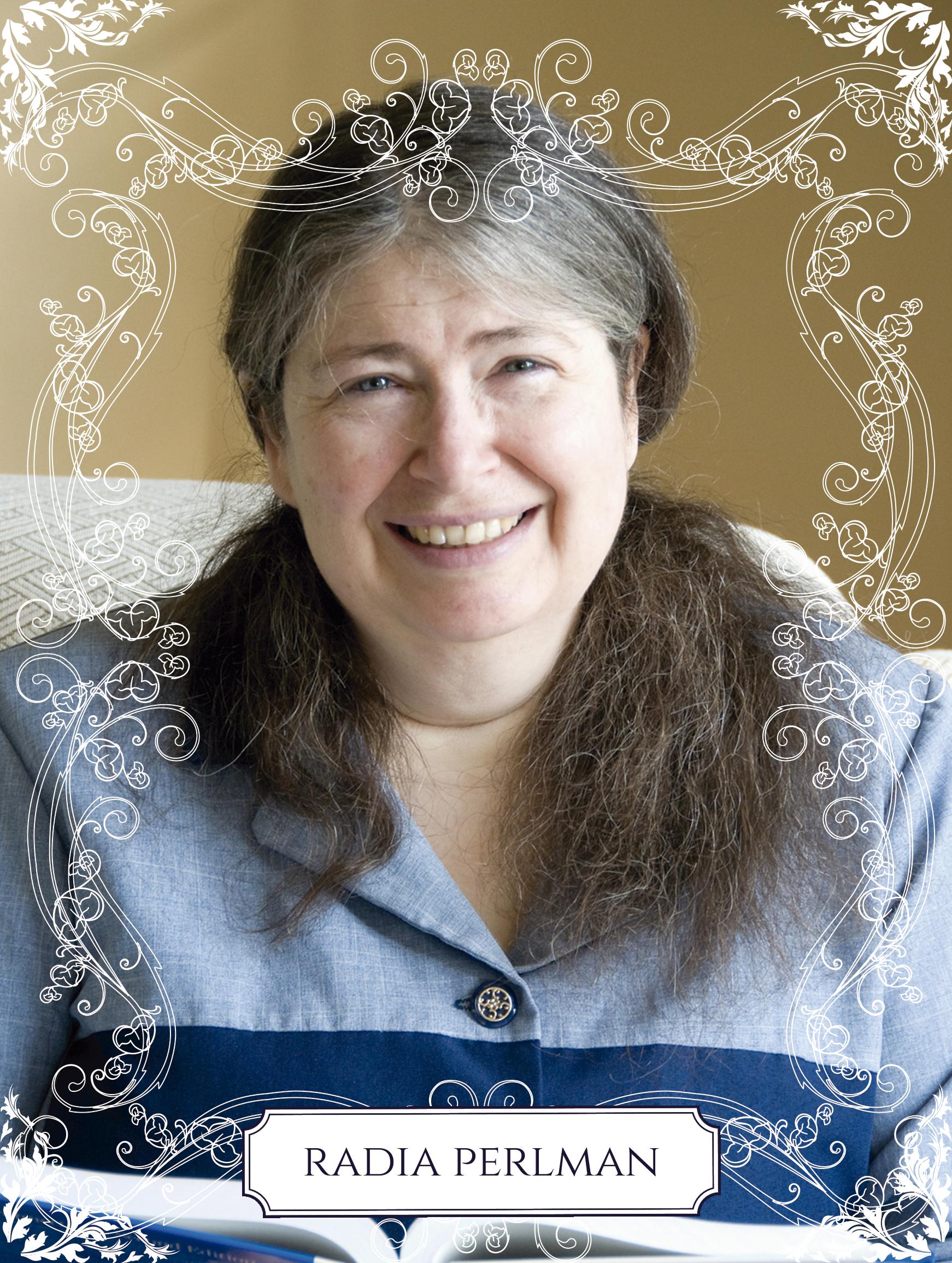 """Radia Perlman, Projetista de software e engenheira de redes, é algumas vezes referenciada como a """"mãe da Internet""""."""