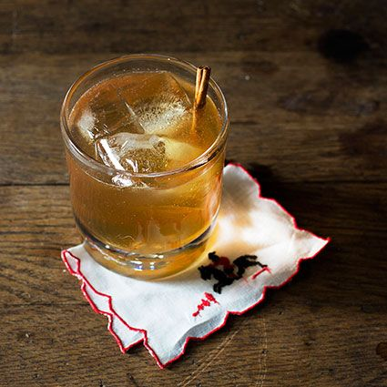 Toast this weekend's Breeders' Cup Classic with a fall-inspired drink from the Apiary in Lexington, Kentucky